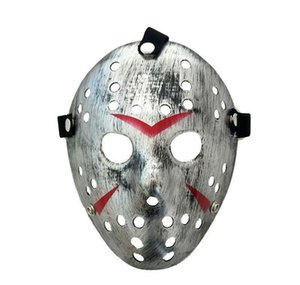 New Jason Vs Friday The 13th Horror Hockey Cosplay Costume Halloween Killer Masquerade Mask Funny Halloween F jlleMA dh_garden