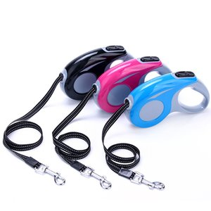 Dog Leash Retractable Automatic Leashes for Dogs Walking Lead 3M 5M Leash for Small Medium Pet Dogs Pet Products