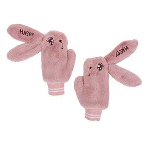 Winter cute Cartoon baby mittens fur girls mittens cartoon kids mittens baby gloves boys gloves kids gloves kids accessories B2944