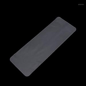 """Klavye Kapak Evrensel Koruyucu Su Geçirmez Cilt Tuş Takımı Temizle Koruyucu Film Silikon Dizüstü Dizüstü PC Bilgisayar 15 """"95AD1"""