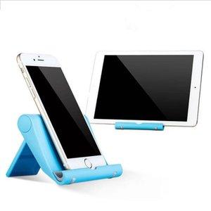 Многоугольный регулировку портативный телефон ленивый держатель монтаж универсальный складной мобильный телефон планшетный стол для телефона для Samsung