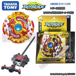 TOMY Beyblade BURST B100 B100 Soul Calibur Titan Soul Calibur Hong Xiu Beyblade Burst e Beyblade lanciagranate per il regalo del bambino 1019