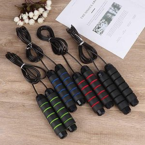 2020 Skipping RopeJump Rope with heavy load Steel Wire jumping ropes for Gym Fitness Training crossfit Jump Ropes