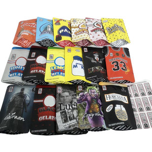Sac 3.5G Sac à dos 33 Sacs Tomyz Merzcato Lucky 420 Emballage 17 types Best Film Stickers avec autocollants Hologram DHL Free