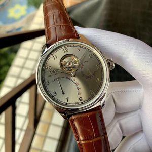 Mechanical watches design flywheel watch mens sports watch high quality fashion multifunctional waterproof luxury business watch gift 727