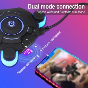 Adattatore PC Pubg con tastiera e adattatore mouse, convertitore wireless (per / PS3 / Xbox One / Switch / PC) Giochi di console