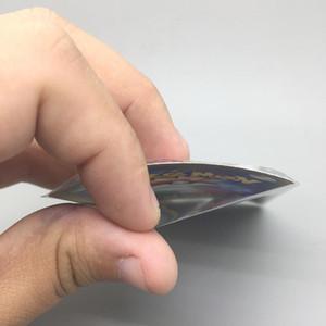 100pcs trasparente gioco di magia carte Protector Poker Carte Protector Consiglio per MTG Tcg Scheda Protezioni Per Tarocchi Gioco Carte bbyFxK homebag