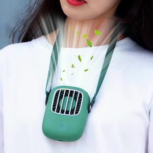Ventilator Mini Fan USB Charging Travel Hanging Neck Fan Mini Summer Handle Air Cooler Portable Desktop Small Fan Ventilateur Free