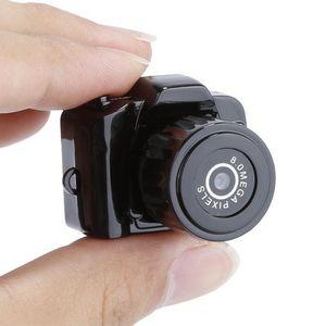Y2000 Малый камеры Открытый Портативный Спорт DV камеры Главная Мини-Motion Video Recorder видеонаблюдения видеокамеры Kamera