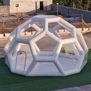 Portable PVC Air PVC Air Outdoor Hotel Dome Bubble House Chambre sur rabais
