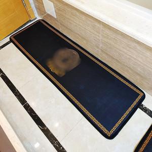 Горячие Продажи Новый Стиль Креативные дизайнеры Письмо Pattern Carpet Европейская Горячая Продажа Коврик Коврик Высокое Качество Дверной Коврик