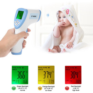 Household Digital Infrared Thermometer Non-contact IR Termometer Digital Termometro Infrarojo Digital Adulto Thermometre for Baby