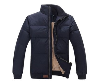 Hot Stand Collar Winter Warm Flag Famous Pony Down jacket Fashion Appliques Zipper Outerwear more color sports cotton Horse Parkas coats