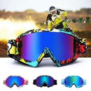 Kayak Yolu Gafas Motocross Gözlük Spor Kar Gözlüğü Jiepolly Gözlük Marka Kaskları Yokuş Aşağı Dağ Motosiklet Kayak Goggles Bisiklet M Propm
