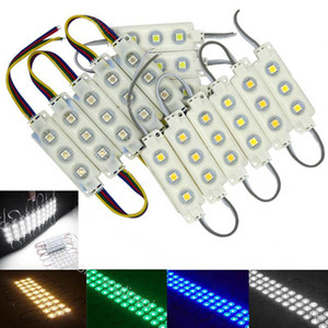 White led Modules SMD 5050 Store Front Window Light Sign Lamp Injection IP68 Waterproof led strip lights Backlight Christmas Lighting