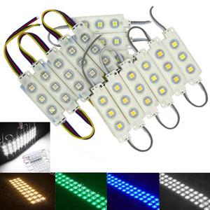 Led blanc Modules SMD 5050 fenêtre avant magasin Lumière signe lampe Injection IP68 lumières bande LED étanche Rétro-éclairage d'éclairage de Noël