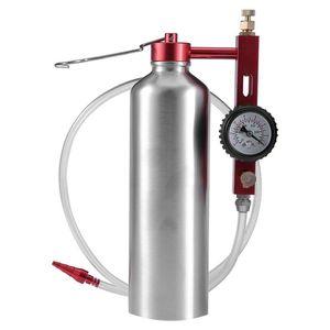 1 комплект неразборки впускной клапан, чистящий тестер чистящий тестер набор под давлением впрыскиватель топлива 600 мл