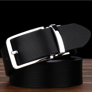 belt new brand belt high quality belts for men fashion designer belt luxury cow genuine Gold silver black buckle waistband