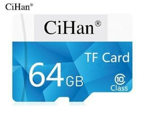 Cihan Micro SD-Kartenklasse 10 TF-Karten 1 GB 2GB 4GB 64G Speicherkarte TF-Karte für Telefon MP4 mit Adapter