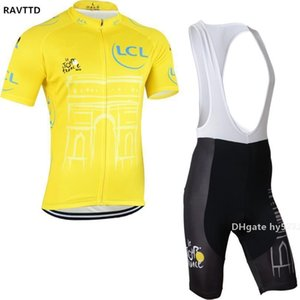 2020 Newest Pro Tour De France Cycling Jersey Ropa Ciclismo Mtb Bicycle Bike Clothing Maillot Ropa Ciclismo Quick -Dry