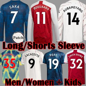 Maillots 2020 2021 3ème maillot bleu marine football Kits pour enfant 20 21 Maillots de football Tops