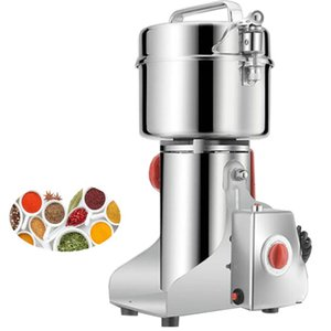 220vElectric Coffee Grinder Kitchen Cereals Nuts Beans Spices Grains Grinding Machine Multifunctional Home Coffe Grinder Machine