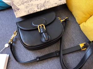 2020 Vente chaude Mode Sac à bandoulière en cuir de haute qualité Changer de Lady Wallet Lettre Classic Keychain Messenger Sac avec boîte