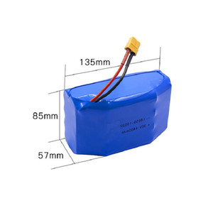 OEM 18650 10s2p 36v 4400mah lithium ion battery pack for balance car