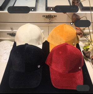 designer men caps Cap Hats Adjustable Baseball Cap Casual Breathable canvas hat beanie casquette bucket hat Corduroy caps