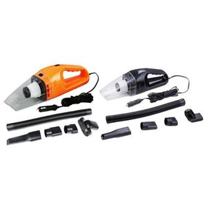 Araba Elektrikli Süpürge Mini Islak ve Kuru Çift Kullanımlı 12V 120W High Power Cleaner