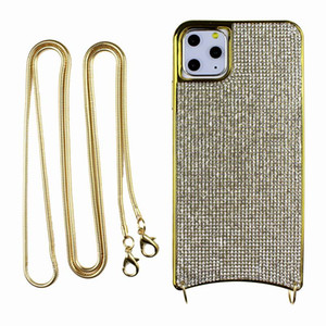 IPHINE 12 case Electroplating flash diamond anti-drop soft shell Phone Cases For iPhone 11 Pro Max Xs 7 8 Plus Xr X SE 2020 Cover Case
