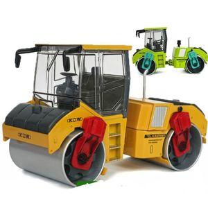 Hediyeler Süsler Vibrasyonlu Silindir Çift J190525 Döküm 01:35 Alaşım Çelik Çocuk Oyuncakları Vdkf Merdane Oyuncak Kdw Alaşım Jant Model Araba A Klal