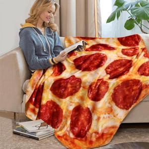 BeddingOutlet Microfine Burrito Blankets for Beds Lavash Fleece Bedding 3d Warm Travel Flannel Baby Throw Blanket on The Sofa1