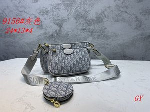 Luxury Designer Woman Handbag Classic Chain Cross body Bag Small Shoulder Flap Bags Genuine Leather High Quality Lambskin Plaid Shoulder Bag