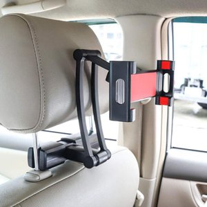 Universal 360 Rotation Bracket Back Seat Handrest for Ipad 2 3 4 Air 7-11 Inch PC Car Mount Tablet Car Holder Stand Rear