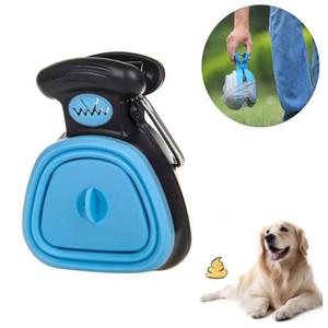 Hundepoop Beutel-Spender Reise Faltbare Pooper Scooper Poop Scoop Sauber Pick Up Tier Abfall Abfall Picker Reinigung Pet Products