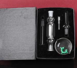 Kit DHL 10mm NC Kit Micro Mini Kit Punta in acciaio inox Punta in vetro Ciotola per tubo dell'acqua Piccoli impianti di petrolio FY2413