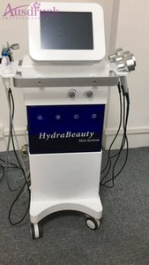 Multifunction hydro dermabrasion beauty machine for salon use blackheads removal facial deep cleaning