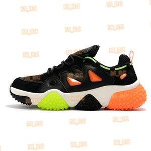 Treeperi Chunky Shoes Black Volt Orange US 10 EUR 44 EUR 44 per scarpe da uomo Sneakers MRC
