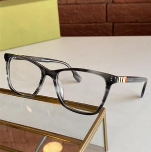 Newest BE2334 Classical Rectangular Plank Fullrim Glasses Frame Unisex 52-17-145 for Prescription fullset box