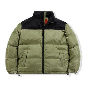 FA Nort Giacche da uomo Parkas foroded Parka Down Coat Rand Tenere caldi Giacche per uomo Zipper Tick Tick Dimensione: M-XXXL # 5081111