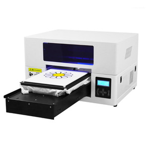 A3 DTG Printer A2939 Size Flatbed Printer T-shirt Printing Machine White Ink Circulation T-shirts Printing DTG 20201