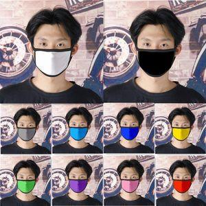 FA Color Disponible Fa Colores Mascarillas Adultas Anti Dust Muffle Niños No Mask Mask Masks Reutilizable Lavable Pure 10 En blanco Desechable 10 CO O WCTA