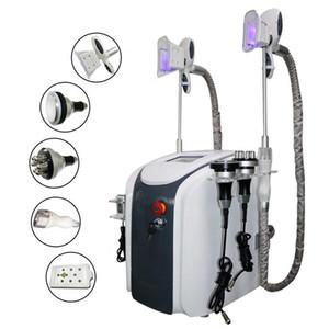 Cryolipolysis Machine Cryo Fat Freezing فقدان الوزن 2 مقابض العمل cryolipolisis المضادة السيلوليت التخسيس الجسم