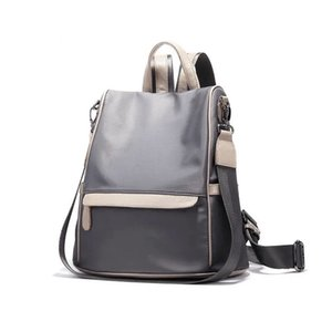 HBP Il nuovo zaino all'aperto impermeabile da donna 2021 Oxford Students Light Backpack Zaino Borse Sport Stylish School Backpacks
