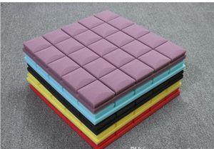 Sound Soundproofing Acoustic Panels Sound 5cm Studio Thickness Treatment Insulation Proofing Excellent Size Big 50x50cm Foam wmtsq