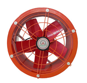 Axial-flow powerful cylinder blower, duct blower, industrial plant, shopping mall and kitchen special high-power Fan Blower220v