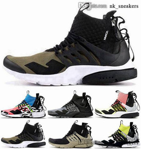Schuhe mens chaussures shoes girls Air men eur Presto 12 tripler black women 46 Sneakers Acronym running trainers size us casual 38 baskets