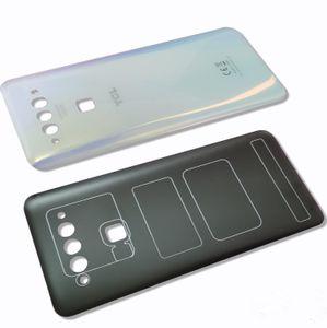 Original TCL PLEX T780H Battery Back Cover 3Dglass Door Housing Phone Protection Back Case For TCL PLEX T780H Shell Replacement