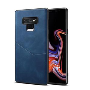 Luxury Card Holder Case For Samsung S10 Note 8 9 10 Leather Wallet Back Case For Samsung S10 Plus Note 10 Plus jlldoi
